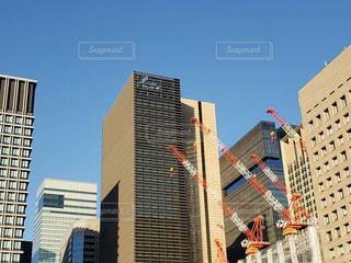 都市の高層ビルの写真・画像素材[1787778]