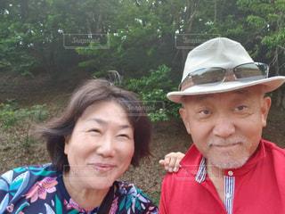 仲良し夫婦の写真・画像素材[2247582]
