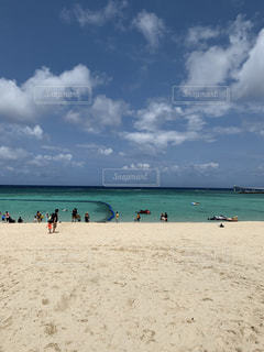沖縄の海の写真・画像素材[2430942]