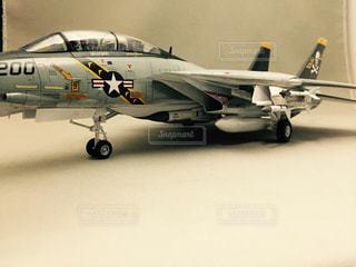 プラモデル F14の写真・画像素材[877833]