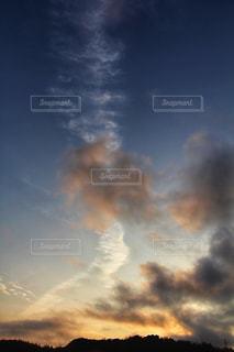 雲 くも クモの写真・画像素材[886745]