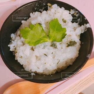 七草粥の写真・画像素材[1033536]