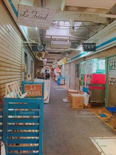 商店街の写真・画像素材[876142]