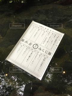 水占いの写真・画像素材[1192046]