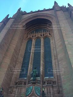 リヴァプール大聖堂の写真・画像素材[876658]