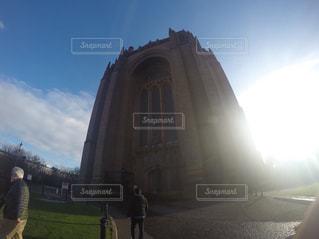 リヴァプール大聖堂の写真・画像素材[876695]