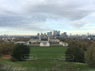 ロンドン グリニッジ天文台からの風景の写真・画像素材[877215]