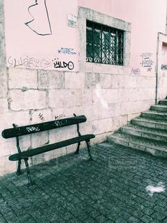 リスボンの路地裏の写真・画像素材[876946]