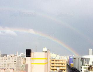 虹の街札幌の写真・画像素材[877946]