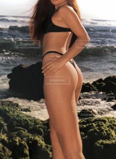 ワイキキビーチの写真・画像素材[1020387]