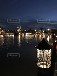 夜景の写真・画像素材[878921]