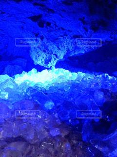 氷穴の写真・画像素材[2259617]