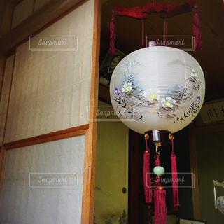お盆飾りの写真・画像素材[894587]