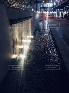 都会の夜の癒しの写真・画像素材[878413]