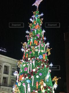 クリスマスツリー - No.924323