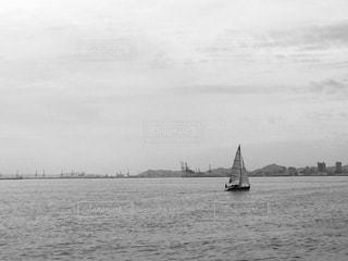 ヨットの写真・画像素材[1065784]