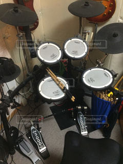 電子ドラムの写真・画像素材[893226]
