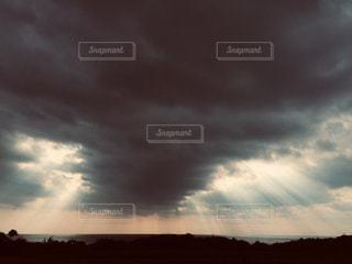 空の雲の写真・画像素材[1754811]