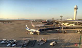 空港の写真・画像素材[880737]