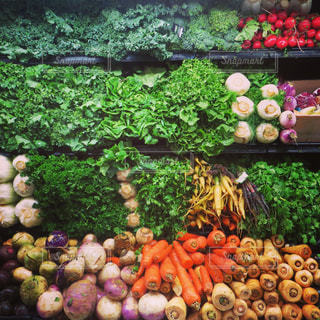 海外のスーパーマーケットの写真・画像素材[880534]