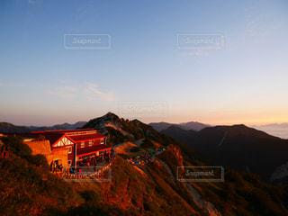 燕山荘の写真・画像素材[881128]
