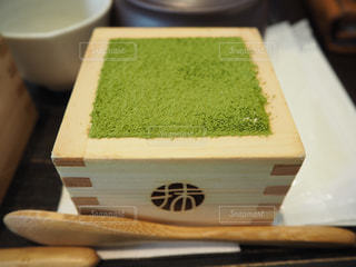 京都で抹茶ティラミスを。の写真・画像素材[880919]