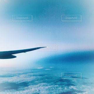 雲の上の写真・画像素材[882224]