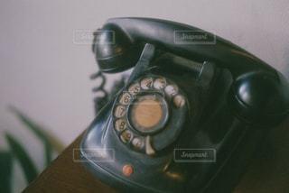 黒電話の写真・画像素材[881007]