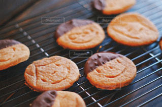 スマイルクッキーの写真・画像素材[881345]
