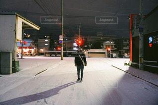 ある雪の日 - No.914865