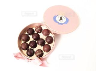 チョコレートボックスの写真・画像素材[882629]