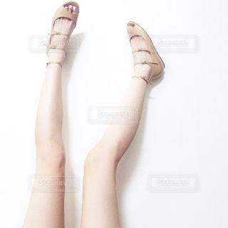 脚の写真の写真・画像素材[882794]