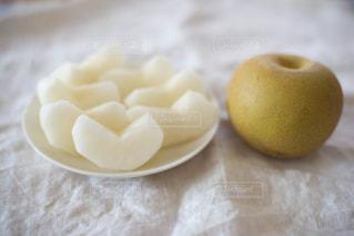 美味しい梨の写真・画像素材[881716]