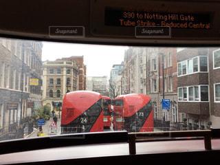 バスからの景色の写真・画像素材[883736]