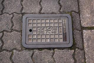 散水栓の写真・画像素材[910604]
