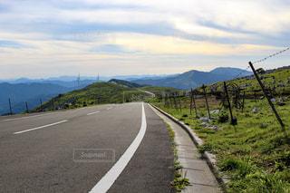 四国旅行で絶景ツーリングの写真・画像素材[1662973]