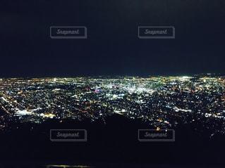 札幌藻岩山からの夜景の写真・画像素材[883028]