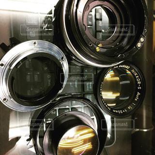 NIKONオールドレンズを分解してみたの写真・画像素材[883346]