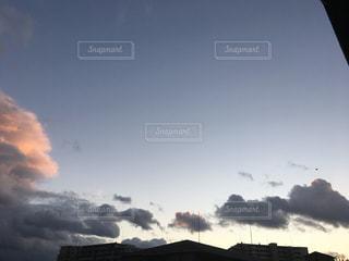 いくつかの雲の行進 - No.883645