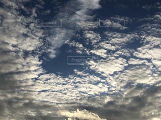 空の雲の写真・画像素材[883747]