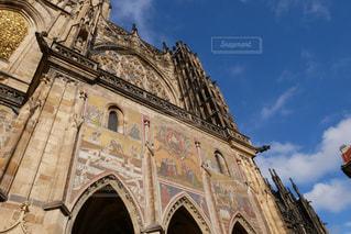 プラハ城の写真・画像素材[883799]