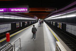 オーストリアの地下鉄の写真・画像素材[883825]