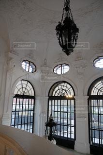 ウィーン  シェーンブルン宮殿の内装の写真・画像素材[883832]