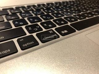 近くに黒のキーボードの - No.892186