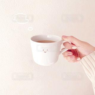 一杯のコーヒーの写真・画像素材[1807836]