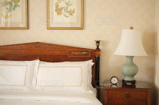 ベッドルームの写真・画像素材[3418445]