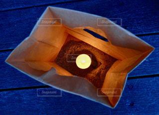 木製テーブルの写真・画像素材[887572]