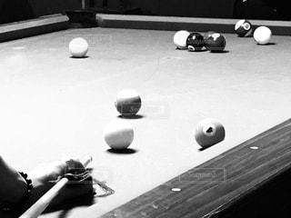 大きな白いボールの写真・画像素材[891484]