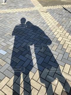 影の写真・画像素材[902570]