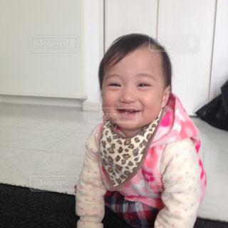 最高の笑顔の写真・画像素材[886022]
